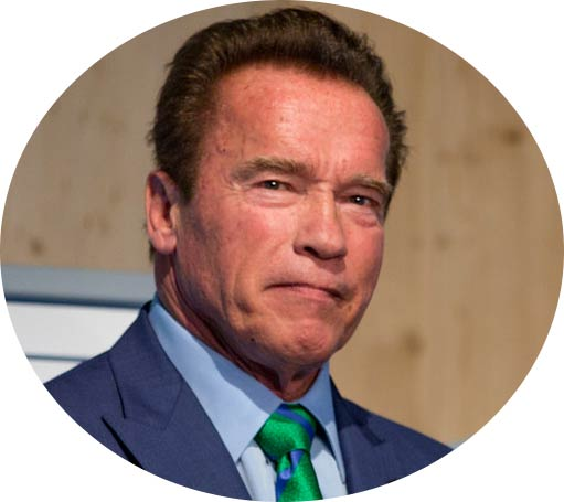 Arnold Schwarzenegger, Founder, R20 Regions of Climate Action