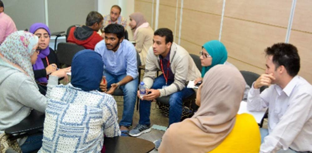Building Capacity for a Sustainable Egypt - Workshops