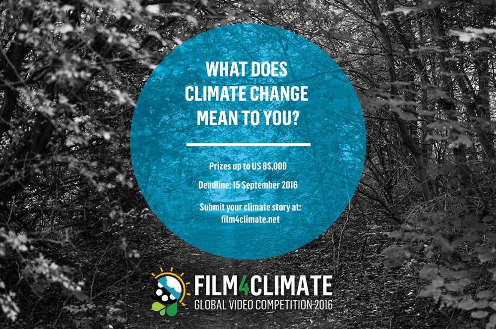 2nd Global Youth Video Competition on Climate Change