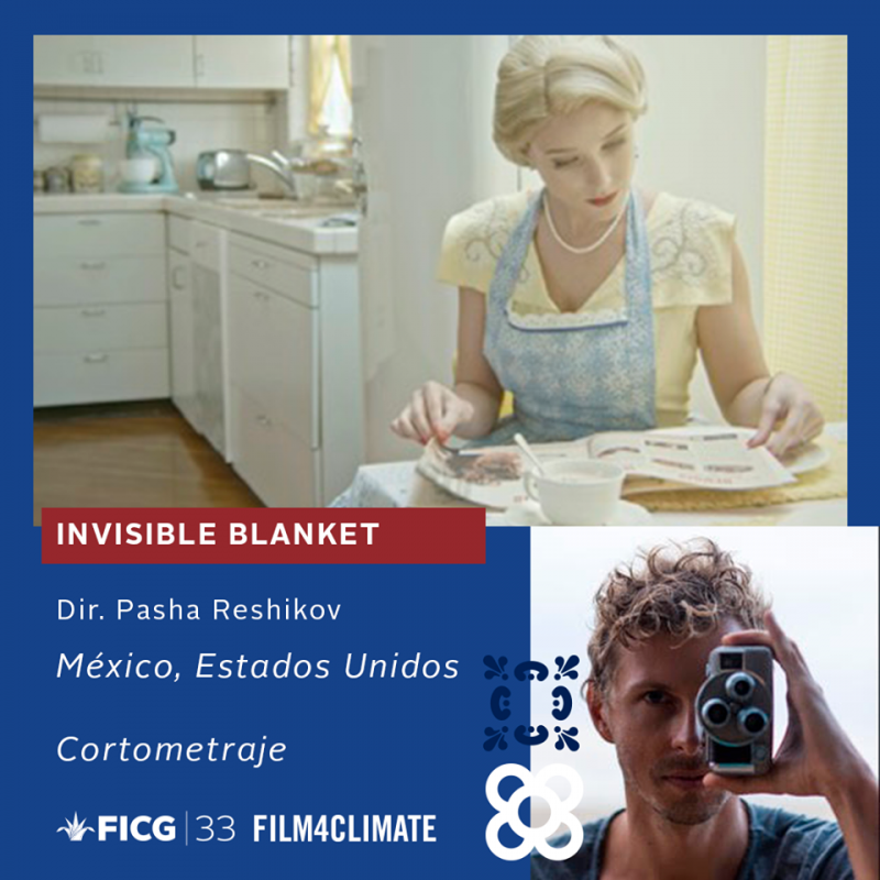 INVISIBLE BLANKET - Film4Climate
