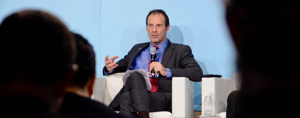 James Close, Director of Climate Change, World Bank