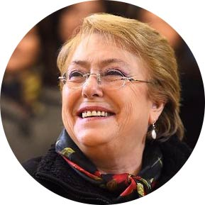 Michelle Bachelet, former President of Chile