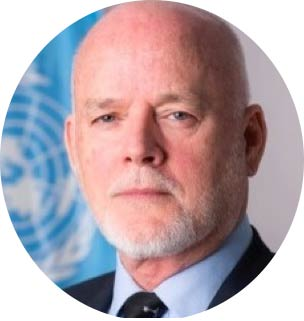 Peter Thomson, UN Special Envoy on Oceans, United Nations