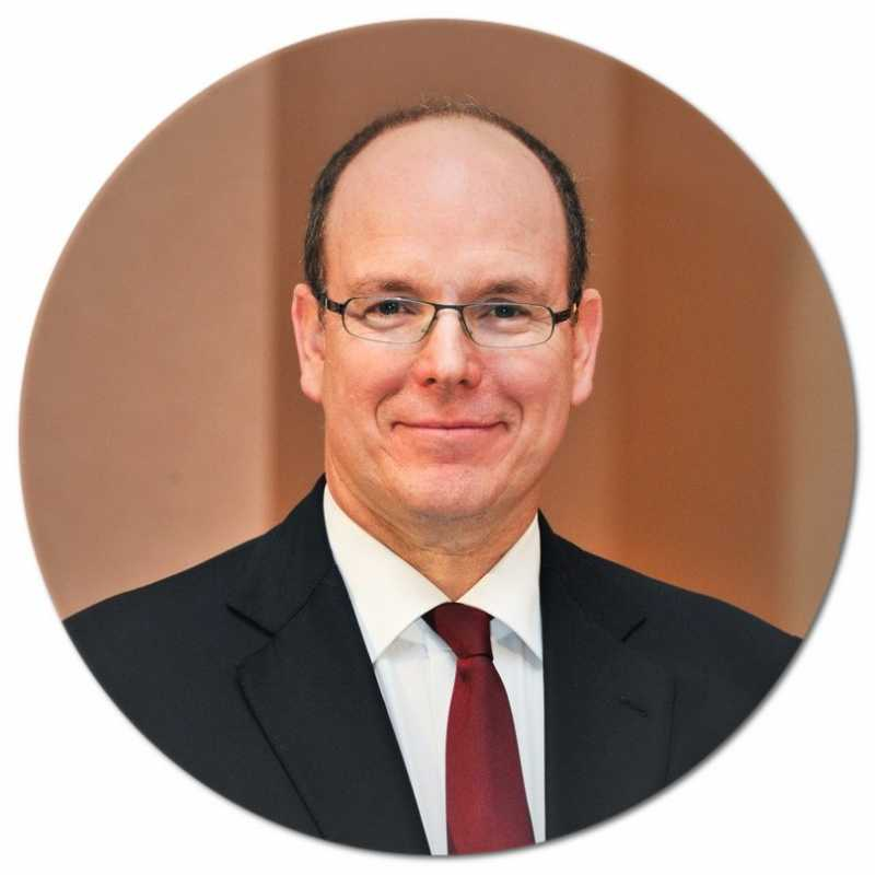 HSH Prince Albert II, Chair of the IOC Sustainability and Legacy Commission