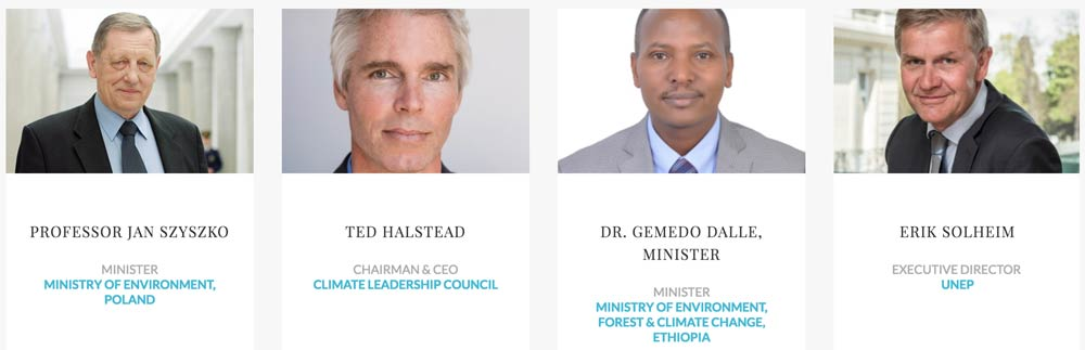 Sustainable Innovation Forum 2017 Speakers
