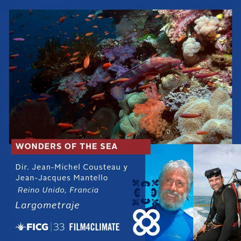 WONDERS OF THE SEA 3D - Film4Climate