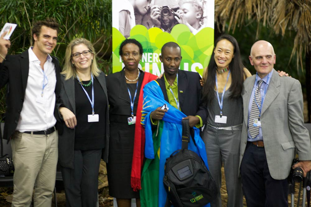 Africa Connect4Climate competition