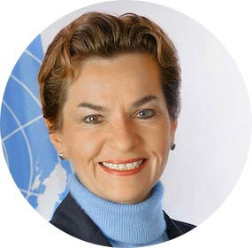 Christiana Figueres, Former UNFCCC executive secretary