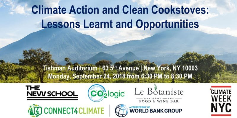 Climate Action and Clean Cookstoves: Lessons Learnt and Opportunities