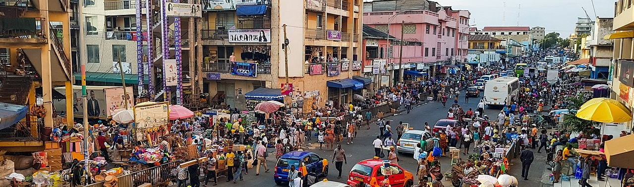 Africa Climate Week 2019: Accra, Ghana | Connect4Climate
