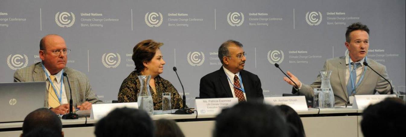 Business Demonstrates Bold Action At Paris Agreement Progress Talks