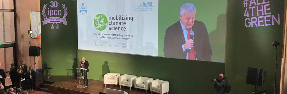 Gian Luca Galletti, Italian Minister for the Environment, Land and Sea