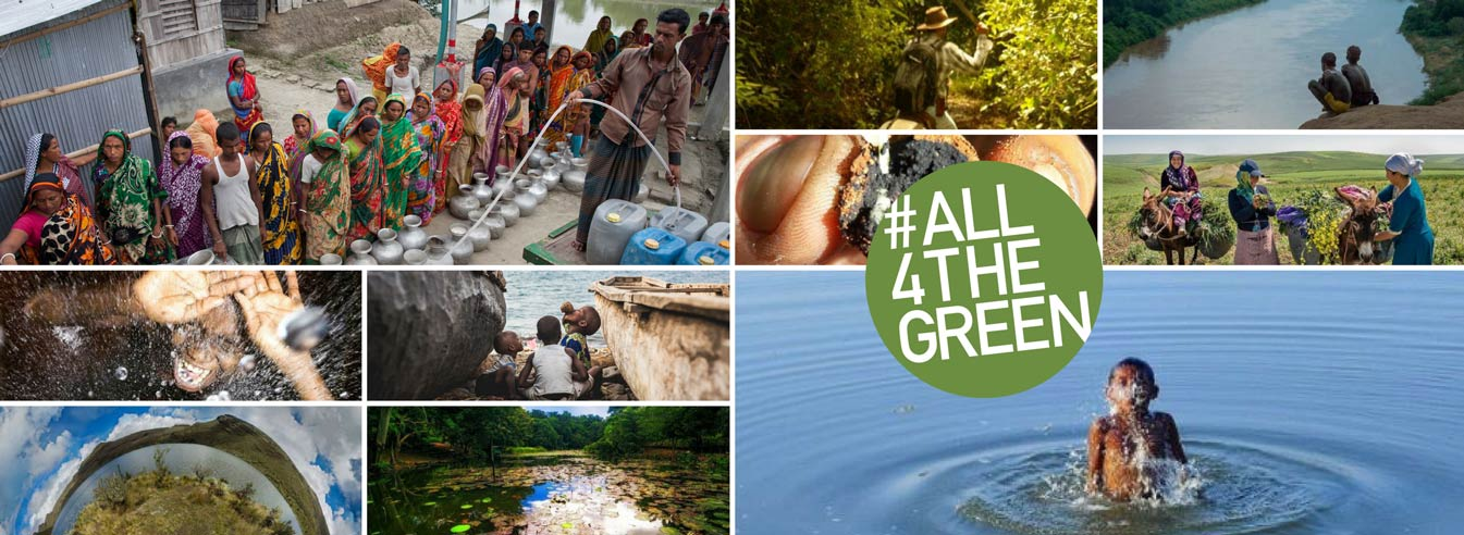 Winners of #All4TheGreen Contest announced