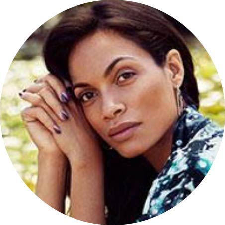 Rosario Dawson, Actress & Founder, Studio 189