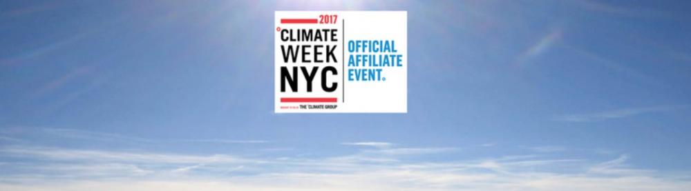 Climate Week Affiliate Event