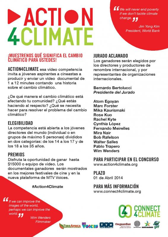 Action4Climate - A Global Documentary Competition