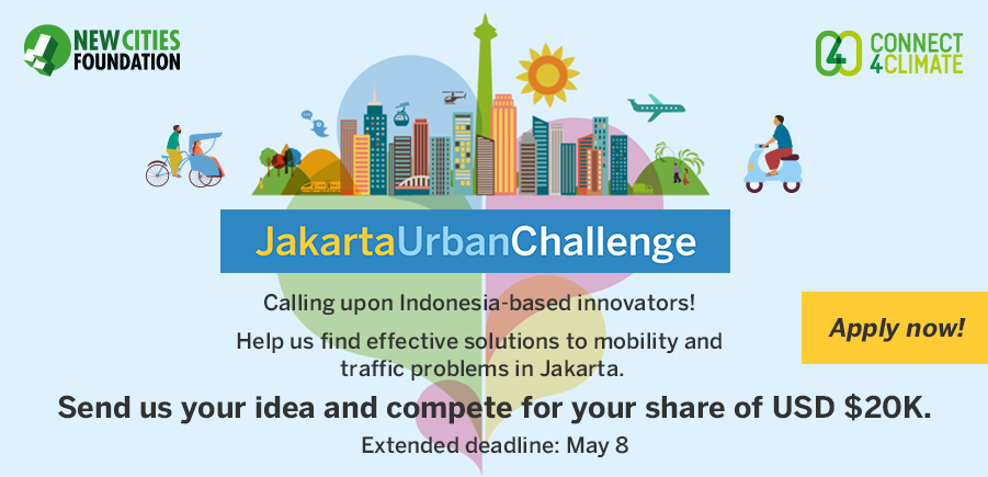 Jakarta Urban Challenge 2015