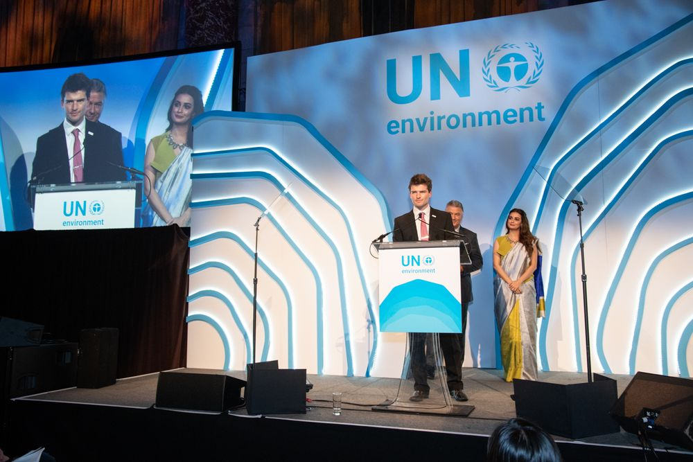 Young people of the world: It's up to us to defend our planet