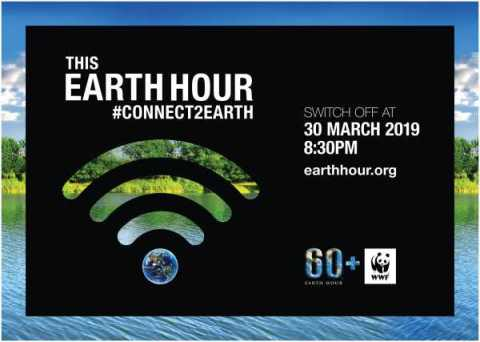 Earth Hour 2019 - In Loving Memory of Max Thabiso Edkins