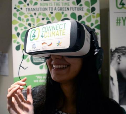 Virtual Reality effectiveness and strong influence on sustainable development