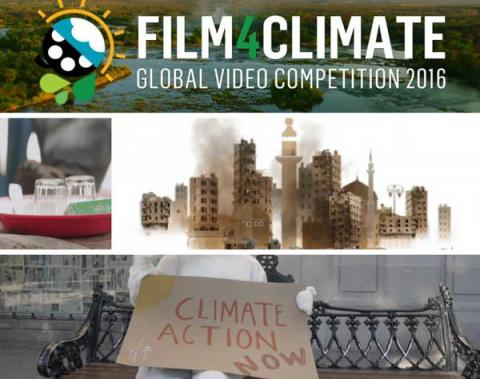 Five movies to inspire you in 2017, from the Film4Climate competition
