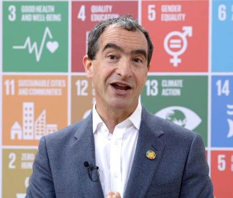 """""""We Can Do This"""" - Michael Liebreich from the SEforALL Forum in Lisbon"""