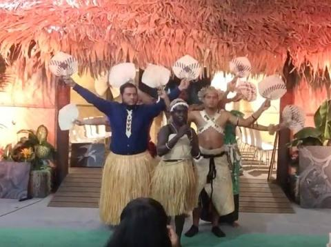 Pacific Voices in Unison at COP23 #Uniting4Climate