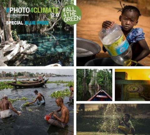 #All4TheGreen Contest Special Blue Prize: The 20 finalists