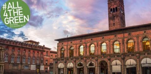Piazza Maggiore, Bologna, All4TheGreen