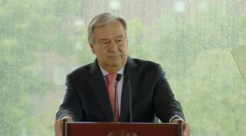 UN Secretary-General's remarks on Climate Change (as delivered)