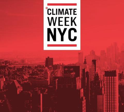 Climate Week NYC 2017