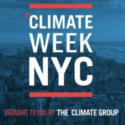 Climate Week NYC 2018