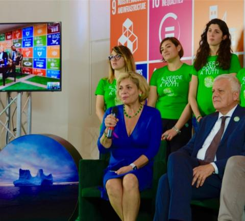 Celebrating Climate Action and Sustainable Development Goals, Connect4Climate linked Ocean Week in New York to #All4TheGreen Week in Bologna.