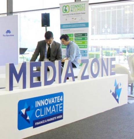 Innovate4Climate: Finance & Market Week 2018