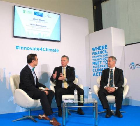 Highlights of Innovate4Climate Digital Media Zone in Barcelona