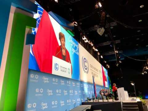 World Bank Group announces $200 billion over five years for climate action