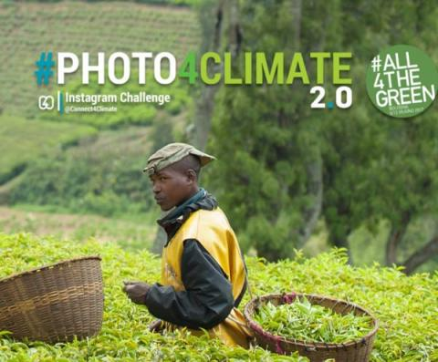 Photo4Climate Contest: Are you #All4theGreen?