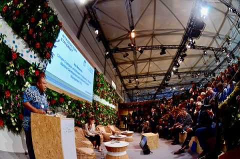 Talanoa Talks on Climate Change