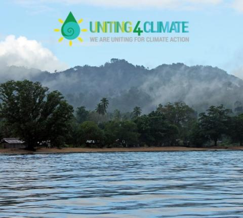#Uniting4Climate - We are uniting for climate action