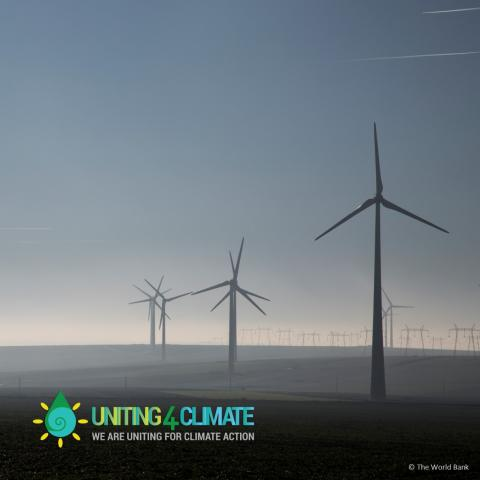 Uniting4Climate Logo Animation
