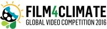 Film4Climate Competition Logo (Black)