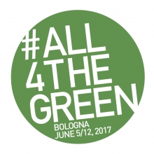 All4TheGreen Logo - English Version