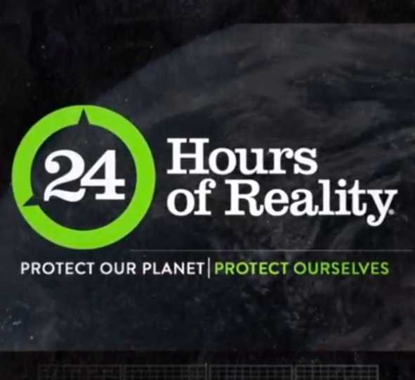 Bill Nye, Jaden Smith, and Jonathan Scott are spreading the word about 24 Hours of Reality