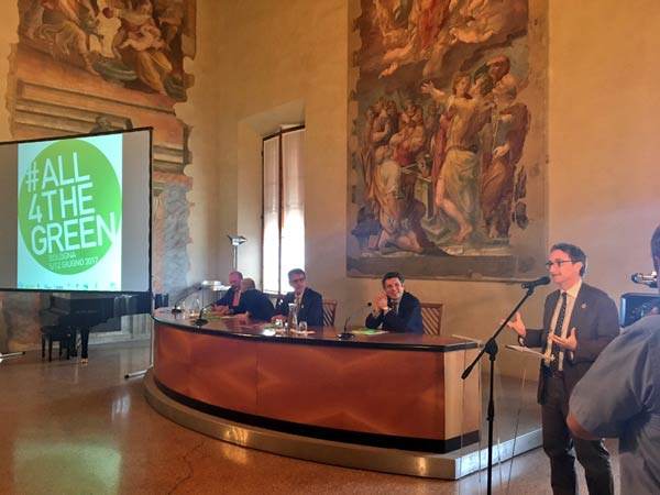 G7: Bologna is the world capital of the environment