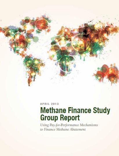 Methane finance