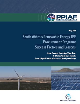 South Africa's Renewable Energy