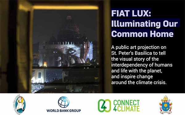 FIAT LUX: Illuminating Our Common Home [Presentation]