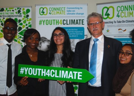 ACE Fellows Speak at UN and Cover High-level Climate Events