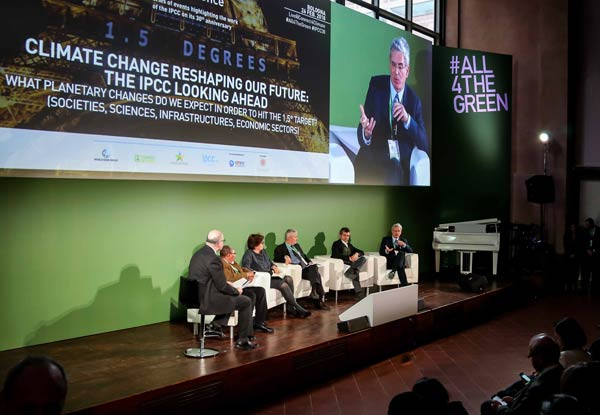 Climate science advances climate action – celebrating 30 years of the IPCC at All4TheGreen event