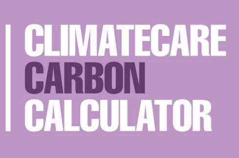 ClimateCare Carbon Calculator